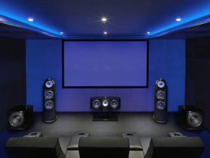 B&W, Home Theater