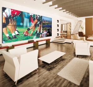 Smart Home, Television