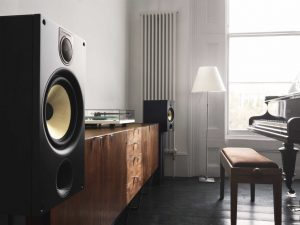 B&W 685 S2 Speakers