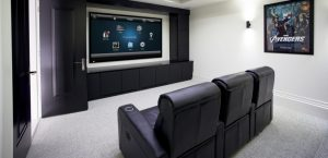 Control4 Home Theater