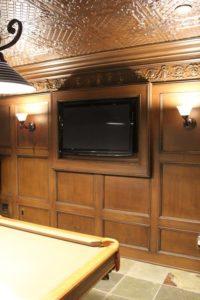 Billiards room, entertainment