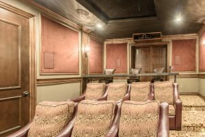 Theater Seating, Home Theater