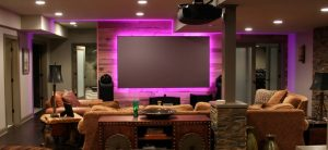 Screen Innovations, Black Diamond, LED Kit