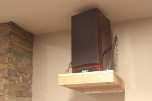 McIntosh, speakers