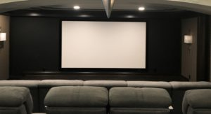 Stewart Screen, Home Theater