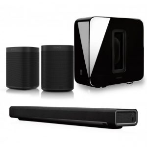 SONOS WIRELESS MUSIC