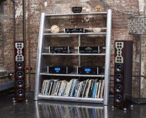 McIntosh XR-100 Speakers