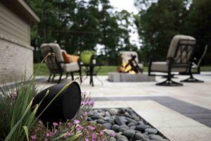Outdoor Music, Paradigm, Garden Oasis