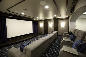 Dolby Atmos, Theater, Desgin