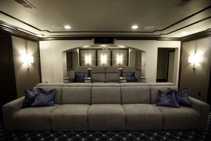 Theater Seating, Sofa, Custom, Design