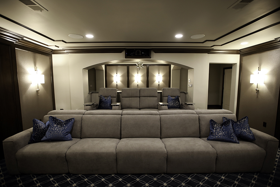 Theater Seating, Sofa, Custom, Design