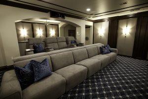 Palliser, Theater seating, Sony