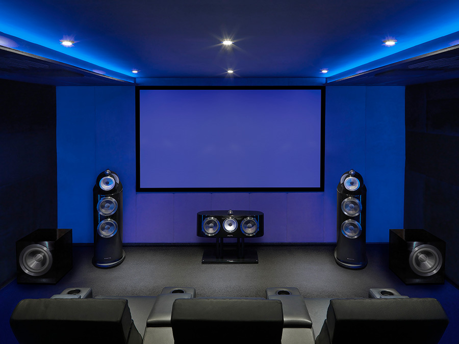 Big, Bold Audio to accompany the Big Screen