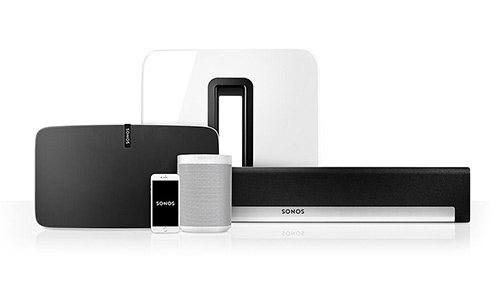 Sonos Wireless Music Systems