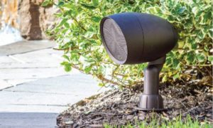 Outdoor Living, Paradigm Speakers
