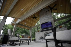 Outdoor Music, Outdoor TV, Paradigm, Seura, Control4