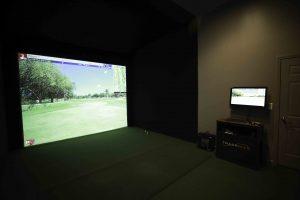 Trackman, Golf simulator