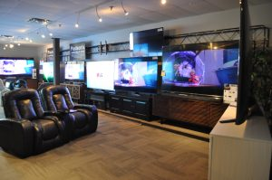 The Largest Retail Display of TVs, Speakers, and Technology in Metro Detroit